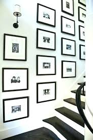 staircase gallery wall ideas kids room organization design images