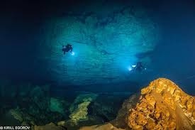 The underwater cave system known as eagles nest has been called the mount everest of the sport. 9 Of The World S Most Extreme Scuba Diving Locations