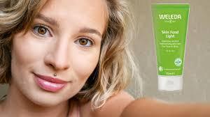 Skin Food Light Weleda Skin Food Light Moisturizer Review How Good Is It To Wear Under Makeup Little Demo