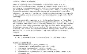 Best Obiee 11g Sample Resume Gallery Example Resume Ideas