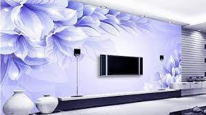 3D Wallpaper For Walls In India ...