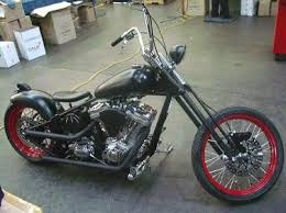 a bobber rolling chassis is the best median between building from