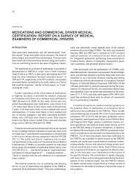 Self Cert Doctors Note Chapter Six Medications And Commercial Driver Medical