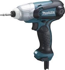 Дрель-<b>шуруповерт</b> электрический <b>Makita TD0101F</b> — купить в ...