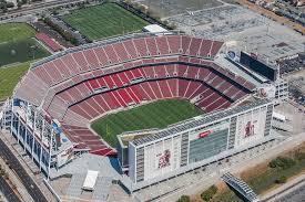 Levis Stadium Santa Clara Ca Seating Chart View