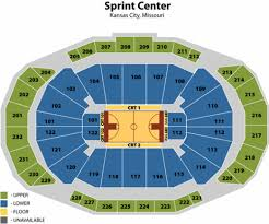 Sprint Arena Kansas City Seating Chart Online Ticket Office Seating Charts