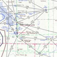 Us Vfr Wall Planning Chart U S Ifr Vfr Low Altitude Planning Chart