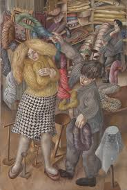 An Artistic Affair @ the Stanley Spencer Gallery | Books & Boots