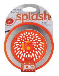 Joie Splash Kitchen Sink Strainer Basket Stainless Steel And Bpa
