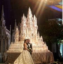 Omg I Want This Cake Cakes Cake Castle Wedding Cake Big