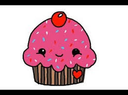cute cupcake drawing. Plain Drawing How To Draw A Cute Cupcake For Cute Cupcake Drawing C