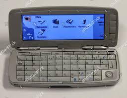 8 Nokia 9300 smart phone shown New ...