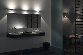 led bathroom lights cool white light above a mirror 6 bathroom downlighting ideas for a ier