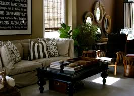 brown and black living room ideas. Black And Brown Living Room Decor Eco Chick Accent Table Ideas