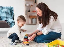 Trò chơi cho bé 3 tháng tuổi – phát triển kĩ năng cho bé - Mamamy