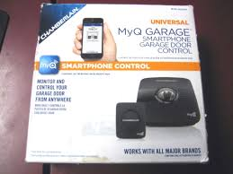 Full Size of Lowes Chamberlain Garage Door Opener Universal Smartphone  Controller Scenic My Q Decor Picture ...