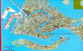 veniceonline  venice maps