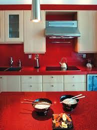 red countertop red kitchen red quartz kitchen red granite countertop kitchen igloo countertop ice maker red