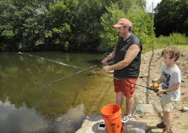 Neponset Reservoir Depth Chart Take Five Local Fishing Spots Stories Thesunchronicle Com