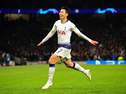 Tottenham vs Man City result: Son Heung ...