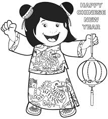 Small Picture Kids Chinese New Year Coloring Pages New Year Coloring pages of