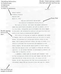 Proper Mla Format For Essays Essay Outline Structure Essay Structure