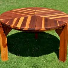 retro outdoor patio table 1950s style