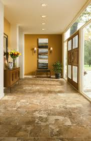 Travertine Flooring In Kitchen Athenian Travertine Honey Onyx D4340 Luxury Vinyl