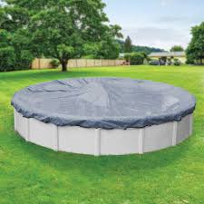 rectangle above ground pool sizes. Pool Size Round Slate Blue Solid Above Ground Winter Cover Rectangle Sizes E