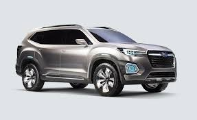 3 row subaru 2018. Modren Subaru The 2018 Subaru Ascent Is A Car Worth Waiting For  Feature And Driver To 3 Row Subaru
