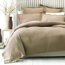 NEW Linen House Deluxe Waffle Quilt Cover Set in Brown, Grey ... & NEW-Linen-House-Deluxe-Waffle-Quilt-Cover-Set- Adamdwight.com