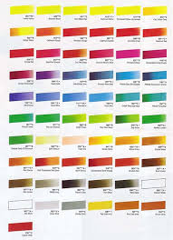 Paint Color Mixing Chart Watercolor Mixing Guide At Paintingvalley Com Explore