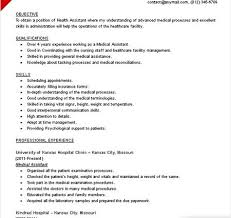 210 x 140 resume teaching assistant sample medical medical assistant  objective for resume - Medical Assistant