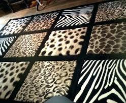 cheetah print rug animal print rug runners animal print rugs large area rug with leopard zebra
