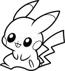 pokemon pikachu coloring pages mega game ninja page great 24 pokemon coloring pages to print images free coloring pages