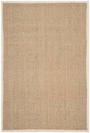 safavieh natural fiber nf114j natural ivory area rug size 11 x 15 155581x4