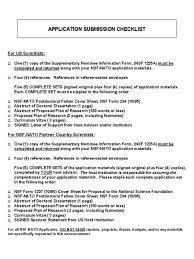 fy nato postdoctoral fellowships program announcement