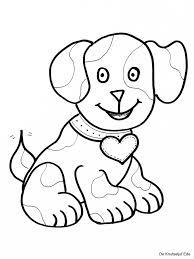 Kleurplaten Honden Kleurplaten Honden Puppies Kleurplaat Hond