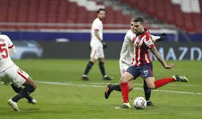 Atletico Madrid beat Sevilla 2-0 to underline their title credentials -  Football Espana