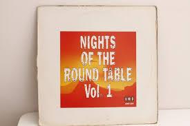 descrição do vendedor nights of the round table
