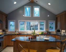 kitchen kitchen track lighting vaulted ceiling. Fine Track Track Lighting Sloped Ceiling Collection Also Awesome Kitchen Ideas For Vaulted  Ceilings Images Low No On O