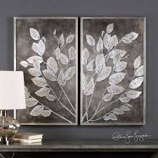 clever wall art set of 2 elegant design money tree framed uttermost home decor hover to on 2 piece framed wall art with wall art set of 2 japs fo