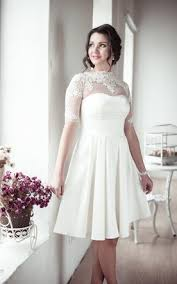 cheap plus size white dresses short plus figure wedding dress short large size bridals dress