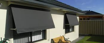 automatic roll up outdoor blinds