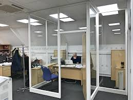 creative office partitions. 50mm Office Partitions Bristol Creative