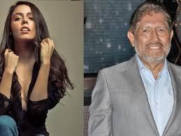 Juan osorio (tv producer) was born on the 24th of june, 1957. Televisa Juan Osorio Sale Con La Leonesa Eva Daniela 37 Anos Menor Que El Periodico Am