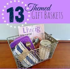 13 Themed Gift Basket Ideas For Women Men Families