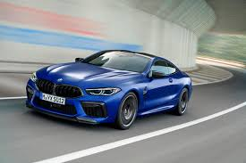 The competition's powerplant is specifically tuned to bring out 617 horses while keeping the torque figures the same. 2020 Bmw M8 Coupe Review Price Trims Specs Photos Ratings In Usa Carbuzz