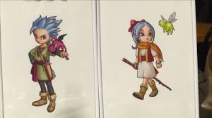 Dragon Quest Design New Dragon Quest Monsters Console Game Announced Has Erik