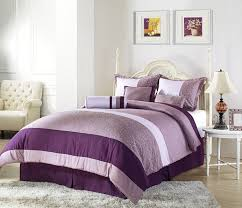 Purple Color For Bedroom How To Decorate A Purple Bedroom
